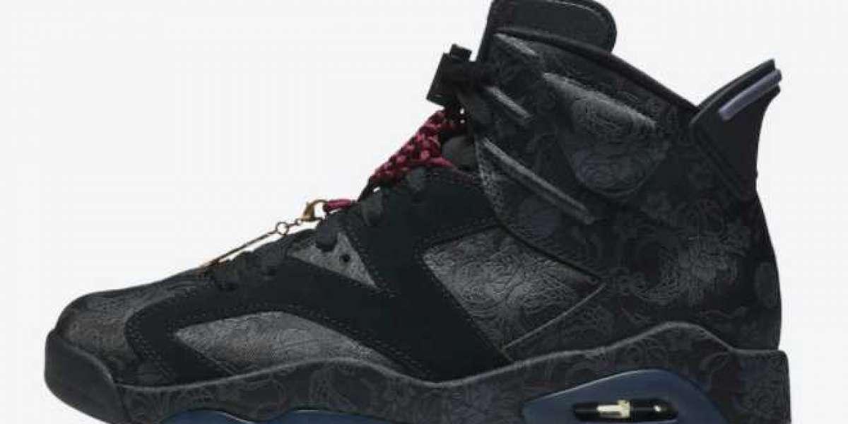 NIKE AIR JORDAN 6 AJ6 sports basketball shoes Jordan 6 origins