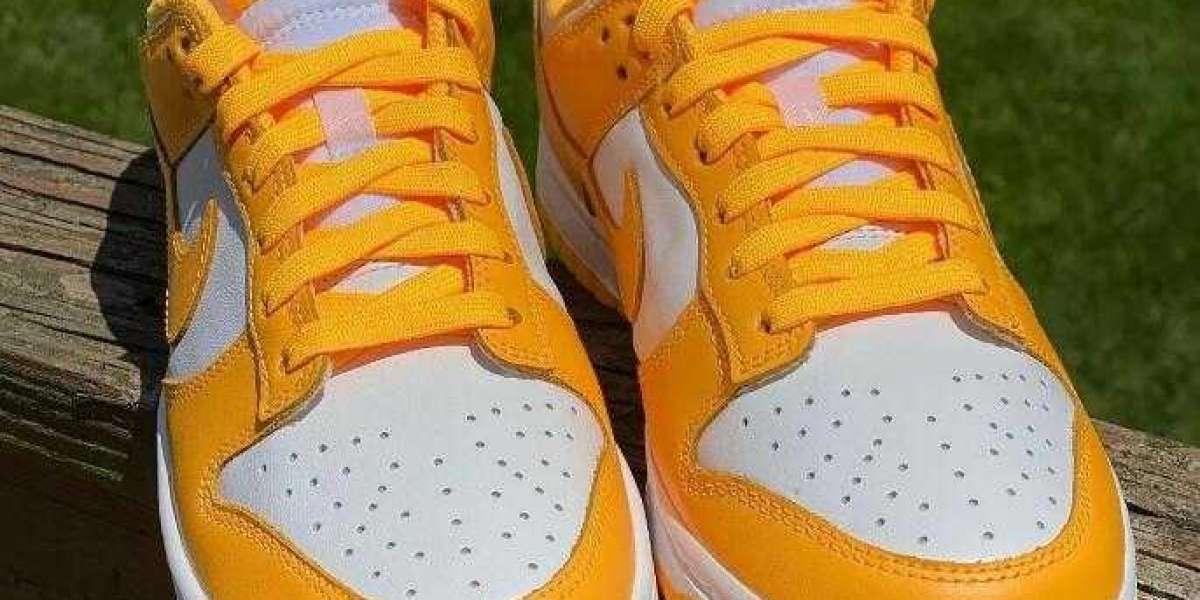Nike Dunk Low DD1503-800 Laser Orange for Online Sale