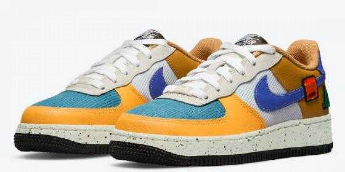 Lastly ACG-Inspired Nike Air Force 1 Releasing the Kids Size